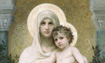 Nepoškvrnené počatie Panny Márie