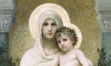 Arcibiskup Sheen: Matka Božia je Bohorodička
