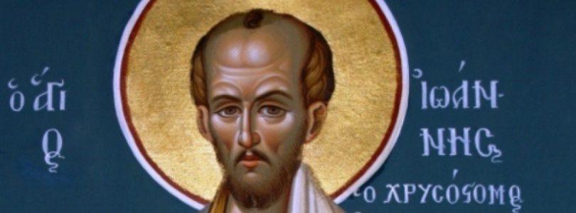 13.9. Sv. Ján Chryzostom – učiteľ cirkvi