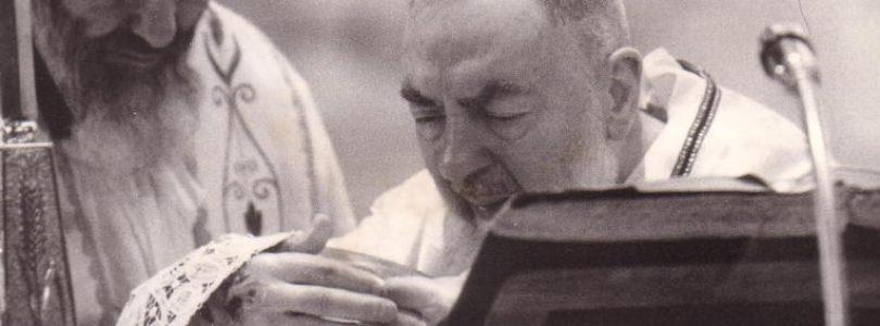 Prečo mal Páter Pio stigmy?