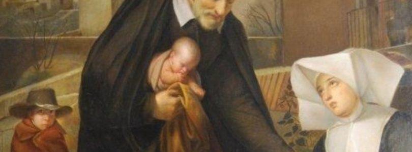 27.9. sv. Vincent de Paul