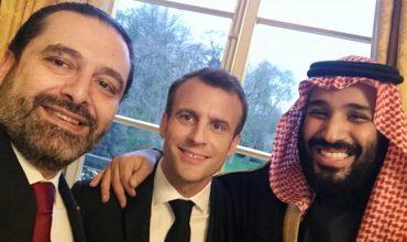 Kisku príde podporiť Macron: holičovi platí 62 000 EUR, miluje Saudskú Arábiu a chce nám natlačiť migrantov.