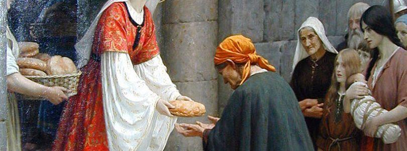 17.11. Svätá Alžbeta Uhorská a zázrak ruží