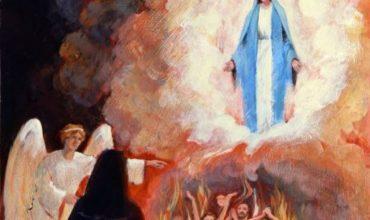 Očistec je miestom utrpenia, ale zároveň predĺžením Božieho milosrdenstva po smrti