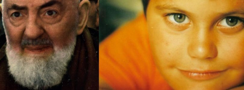 Chlapec z klinickej smrti, spomína na zázrak a zjavenie pátra Pia