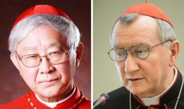 """Obavy sa napĺňajú, Čína ničí svätyňe, zatvára kňazov, """"Cirkev plače"""", hovorí kardinál"""