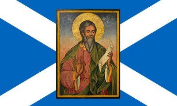 30.11. Apoštol Ondrej, od Krista cez Rusko až po Škótsko
