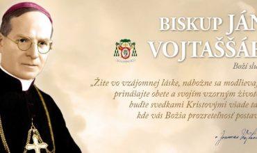 Dnes bude Cirkev Boha prosiť o blahorečenie biskupa Vojtaššáka