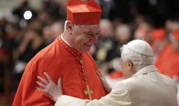 Kardinál Müller o Benediktovi XVI: Nie je obyčajný, je na úrovni velikánov, akými boli Cirkevní otcovia