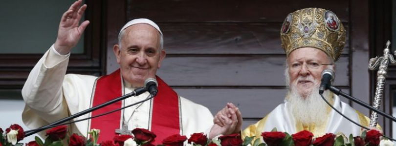 Arcibiskup Ševčuk vidí situáciu na Ukrajine ako otvorenie cesty pre zjednotenie katolíckej a pravoslávnej Cirkvi