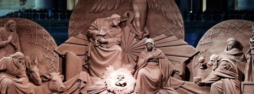 Arcibiskup Sheen: Ježiš sa narodil, aby mohol zomrieť