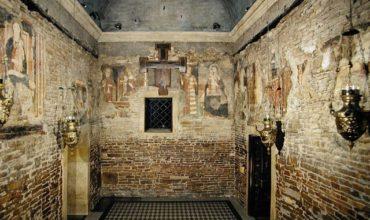 Dom Panny Márie v Lorete preniesli z Palestíny anjeli?