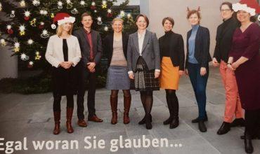 """Ministerka za CDU dokázala popriať moslimom k ramadánu, kresťanom na Vianoce však odkázala: """"je jedno v čo veríte."""""""