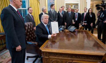 Trump odmietol obetovať nenarodené deti za dohodu o financovaní vlády.