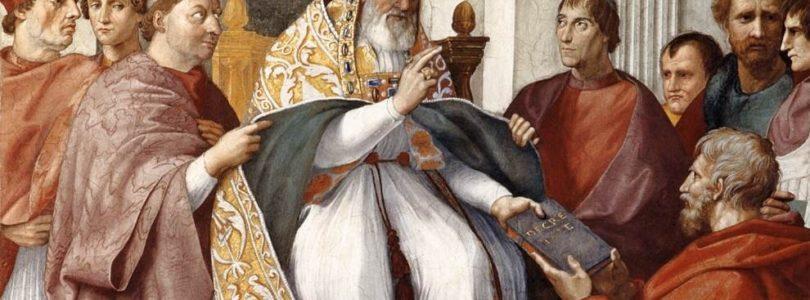 Najväčší pápeži v dejinách: SVÄTÝ GEGOR I. VEĽKÝ