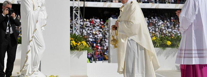 Homília pápeža Františka pri svätej omši v Abú Zabí