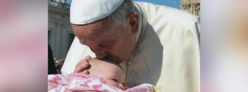 Pápež odkazuje politikom na Slovensko: Chrániť život je základ