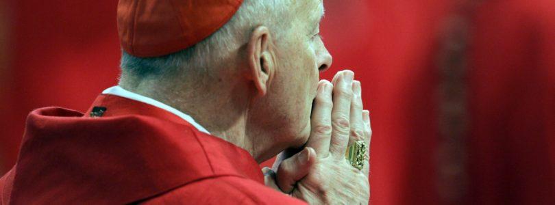 Kardinál McCarick má byť budúci týždeň zbavený kňazstva