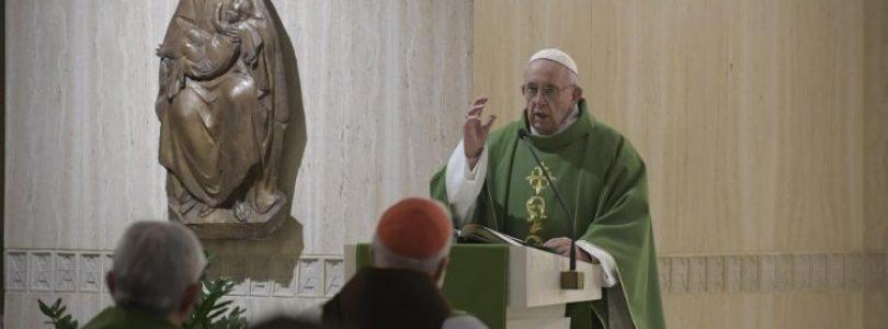 Svätý Otec v pôstnom posolstve hovorí o obrátení sa človeka