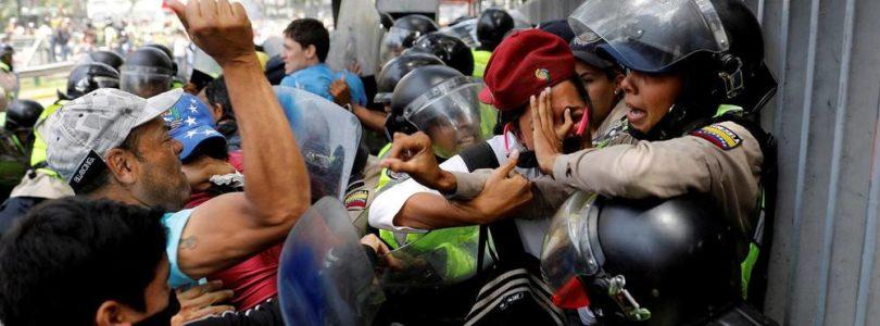 Venezuela: Cirkev má koordinovať humanitárnu pomoc