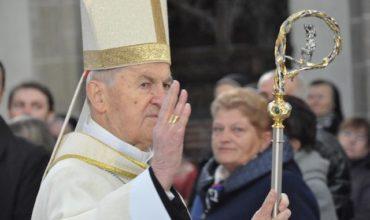 V košickej katedrále sa poďakovali jubilanti kard. Tomko a Mons. Tkáč
