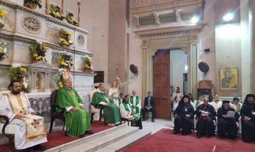V Egypte oslávili 800. výročie stretnutia sv. Františka so sultánom Al Kamilom