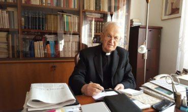 Rozhovor s jubilantom kardinálom Jozefom Tomkom