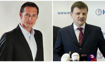 Nahnevaný Hlina odkázal politikom KDH, ktorí podporili Mikloška, že sú pyšní kresťanskí elitári