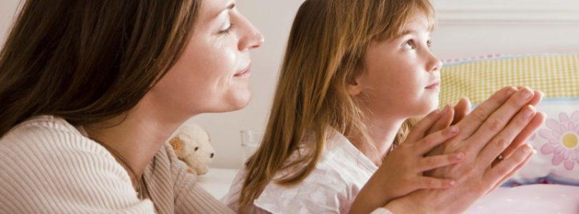10 spôsobov ako rodič pomôže dieťaťu rásť vo viere