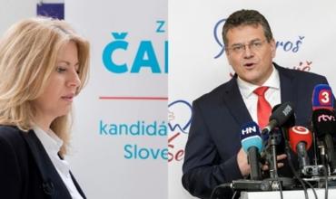 Odpovede Čaputovej a Šefčoviča na kultúrno-etické otázky Slovenského dohovoru za rodinu