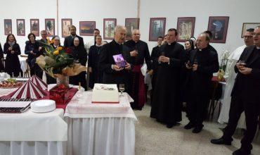 Kardinál Jozef Tomko oslavuje 95. narodeniny a 70 rokov kňazstva.