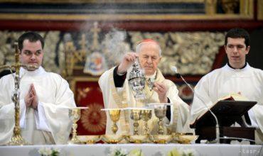 Homília pre jubilanta, kardinála Tomka