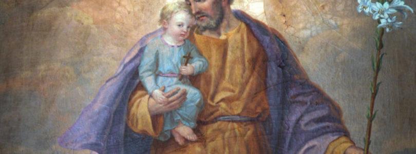 19.3. Sviatok svätého Jozefa z Nazaretu, pestúna Ježiša Krista