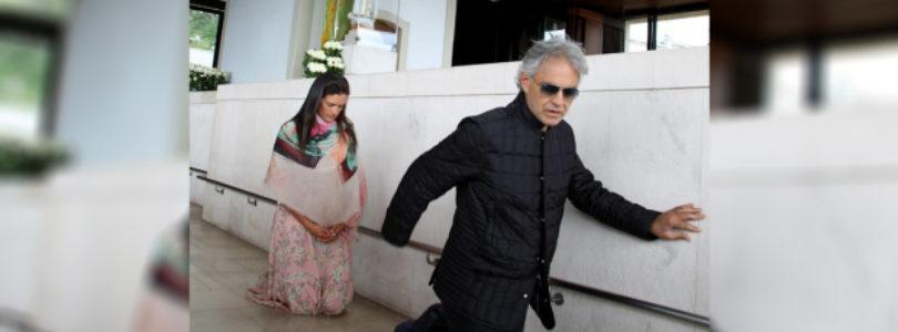 Andrea Bocelli: Keby som neveril v Boha, môj život by sa skončil tragicky.