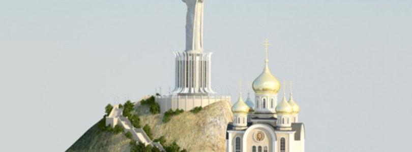 V Rusku idú postaviť najvyššiu sochu Krista na svete
