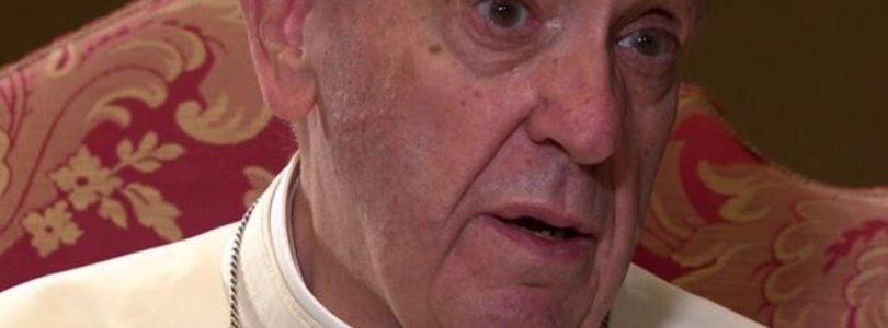 Svätý Otec František v rozhovore dôrazne odsúdil potraty a homosexualizmus