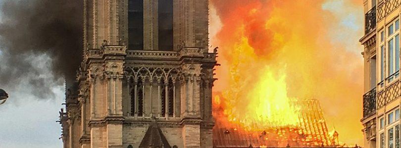 Vo Francúzsku bolo v roku 2018 1063 útokov na kostoly