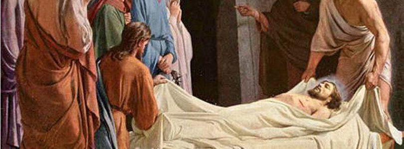 Čo robil Ježiš v Bielu sobotu keď ho svet považoval za  mŕtveho?