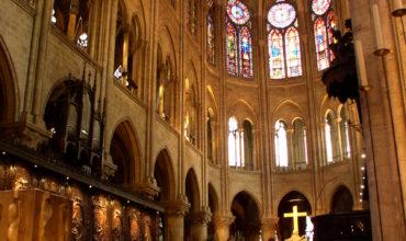 Čo sa stalo s telom Ježiša Krista v Notre Dame?