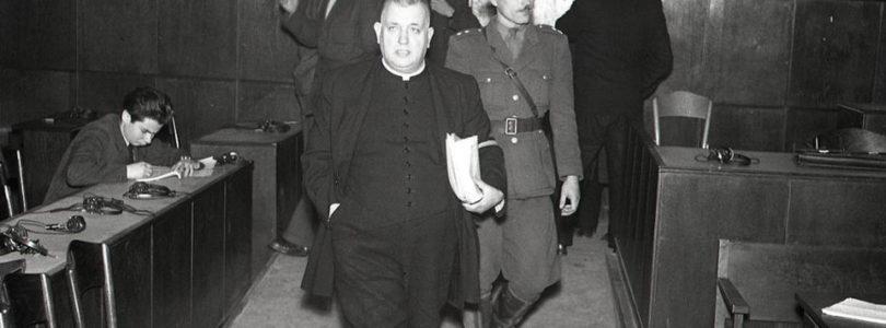 Dnes je výročie popravy prvého slovenského prezidenta, kňaza Jozefa Tisa