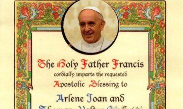 Žiadosť o osobitné pápežské požehnanie sa môže podať už aj cez internet.