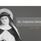 29.4. sviatok sv. Kataríny Sienskej, najvplyvnejšia svätica stredoveku