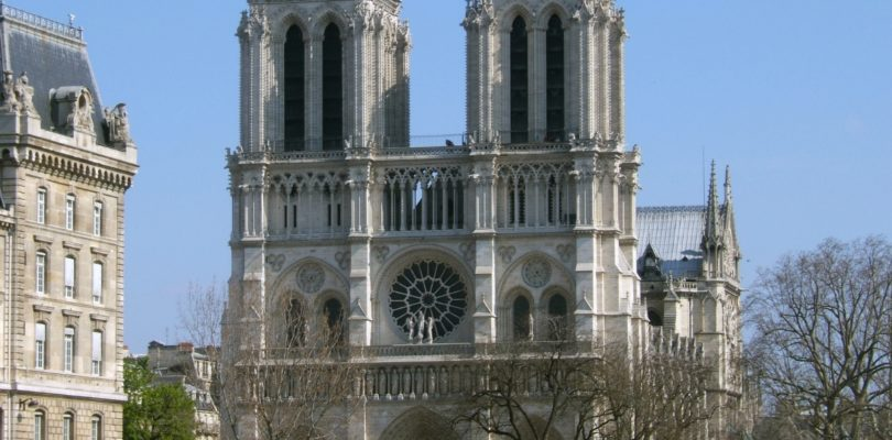 Notre Dame bola výnimočná