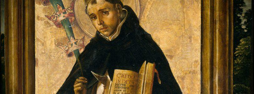 Sv. Peter z Verony predpovedajúci svoju mučenícku smrť je najrýchlejšie svätorečeným v dejinách