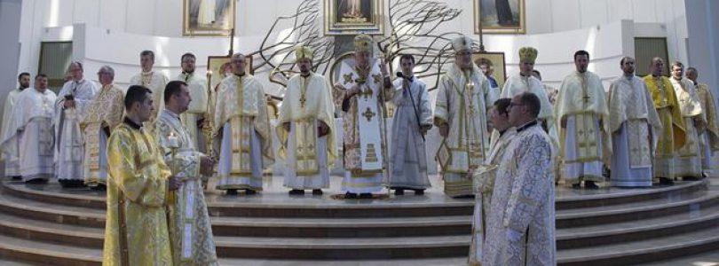 Stanislaw Dzivisz prijal 3500 gréckokatolíkov zo Slovenska