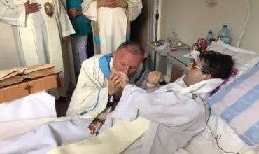 Novokňaz chorý na rakovinu prosí o naše modlitby