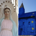 EÚ poprela, že európska zástava obsahuje kresťanskú symboliku