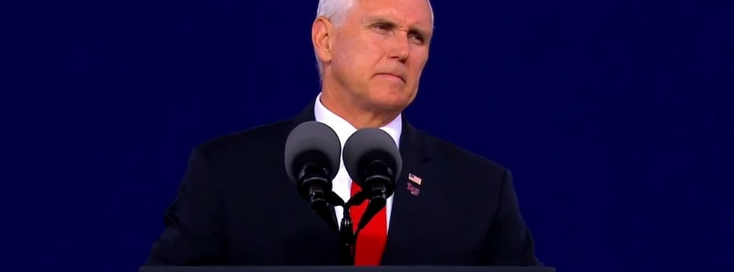 """Americký viceprezident: """"Časy, kedy bolo príjemné byť kresťanom, skončili."""""""