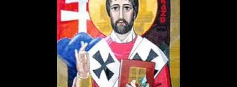 Sv. Gorazd slávi 1150 rokov od kňazskej vysviacky