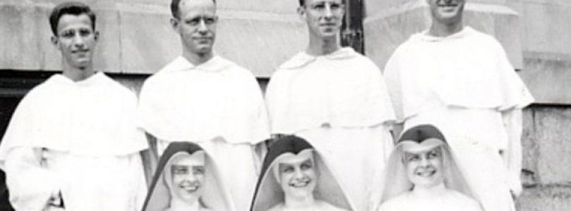 Sedem z desiatich súrodencov vstúpilo medzi dominikánov